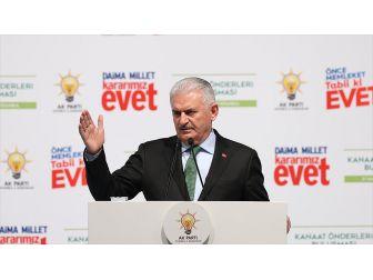 Başbakan Yıldırım: Hiçbir Ülke Türkiye'ye Dayatma Yapamaz