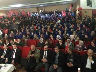 Kırcalı, Bafra'da Yeni Sistemi Anlattı