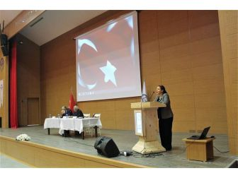 Aydın'da Uyuşturucu Ve Madde Bağımlılığı Paneli Düzenlendi