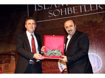 Ömer Döngeloğlu, Kyk Öğrencilerine İslam Tarihini Anlattı