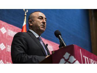 Dışişleri Bakanı Çavuşoğlu: Abd İle Türkiye'nin Birbirini İyi Anlaması Önemlidir