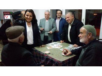 Milletvekili Hürriyet, Bağırganlı Köyünde Referandumu Anlattı
