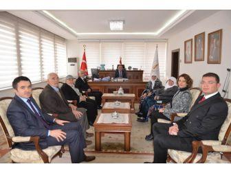 Vali Ahmet H. Nayir: Devletimiz Yaşlı Vatandaşlarımıza Sahip Çıkıyor