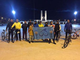 Didimli Bisikletçiler 25 Mart'ta Çanakkale Yolcusu