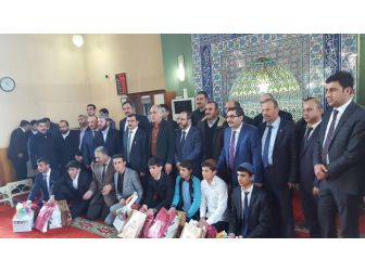 Muş'ta Genç Bilaller Ezan Okuma Yarışması