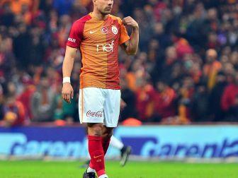 Podolski, Almanya Milli Takımı'na Veda Ediyor