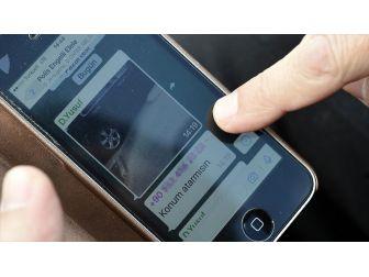 Engeller 'Whatsapp' İhbarıyla Kalkıyor