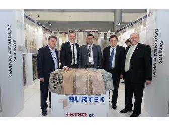 Btso'dan Tekstil İhracatına Güç Katacak Bir Hamle Daha