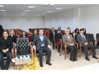 Beü'de 'Akademik Kurul' Toplantısı