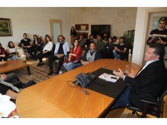 Odtü Mimarlık Fakültesi Öğrencileri Kocadon'u Ziyaret Etti
