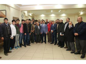 Başkan Karabacak, Diyarbakırlılara Referandumun Önemini Anlattı