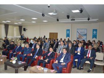 Çocuk Odaklı Çalışan Kurumların Koordinasyonu Çalıştayı Sivrihisar'da Başladı