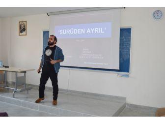 Smyo'da 'Sürüden Ayrıl' İsimli Seminer Düzenlendi