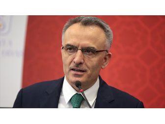 Maliye Bakanı Ağbal: Beyanname Verme Süreleri Uzatıldı