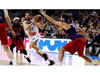 Real Madrid, Barcelona Lassa'ya Şans Tanımadı