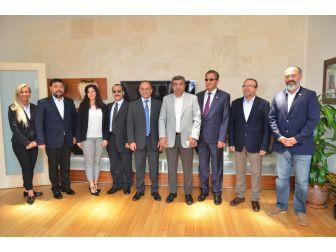 İsrail Başkonsolosu'ndan Bodrum Belediyesi'ne Ziyaret