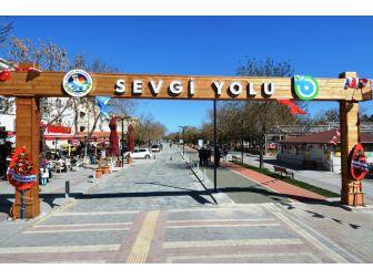 Şarköy İnönü Prestij Caddesi Sevgi Yolu Ve Mürefte Atatürk Prestij Caddesi Hizmete Açıldı