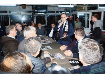"Turan ""Köy Köy Gezeceğiz Ve Derdimizi Anlatacağız"""