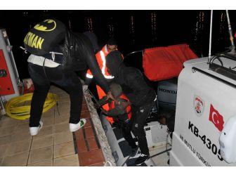Çanakkale'de 57 Kaçak Yakalandı