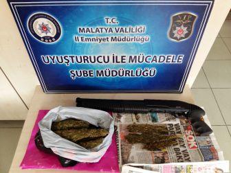 Malatya'da 8 Uyuşturucu Taciri Tutuklandı