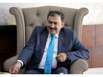 """Eroğlu; """"Teröristlere Silah Göndermek İçin Özel Fabrikalar Kuruldu"""""""