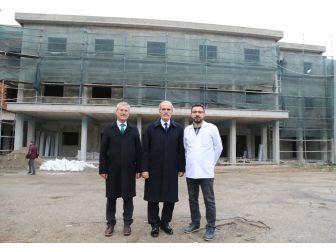 Büyükşehir'den Şükraniye'ye Sağlık Yatırımı