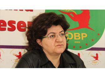 Eski Dbp Eş Genel Başkanı Ayna Gözaltına Alındı