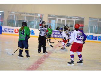 Ünilig Kış Spor Oyunları Tam Gaz