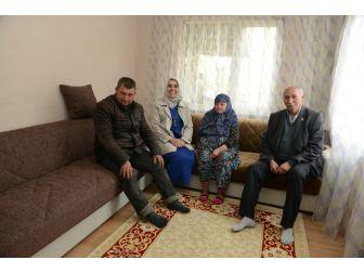 İnegöl Belediyesi İhtiyaç Sahiplerinin Evlerini Yeniledi