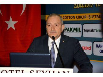 Adana'da Lisanslı Pamuk Üretimi 77 Bin 897 Tona Ulaştı