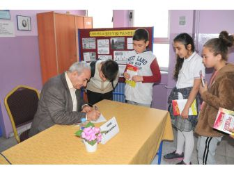 Akşehir'de Yazar-öğrenci Buluşmaları