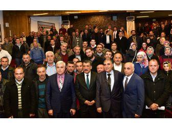 Battalgazi Belediyesine 200 Personel Alındı
