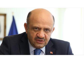 Milli Savunma Bakanı Işık: Ypg İle İş Birliği Yapılmasını Türkiye Olarak Kabul Etmiyoruz
