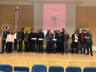 Ydü' Ye, Kısa Film Yarışmasından 2 Ödül