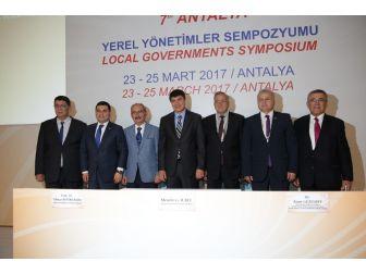 Başkan Türel, Yerel Yönetimde İnovasyonun Önemini Anlattı