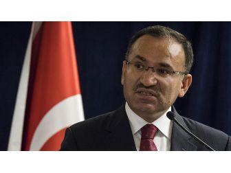 Adalet Bakanı Bozdağ: Ap'yi Basın, İfade Hürriyetine Saygıya Davet Ediyorum