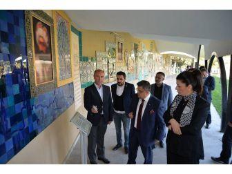 Cumhurbaşkanı Başdanışmanı Ayşe Türkmenoğlu'ndan Bilecik'e Ziyaret