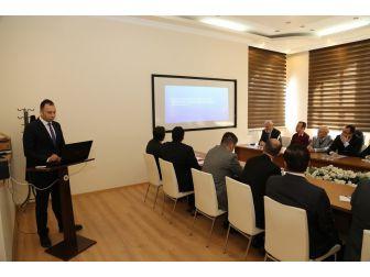 Aksaray'da Bağımlılık Yapıcı Maddelerle Mücadele Kurulu Toplantısı Yapıldı