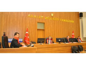Adana'daki Fetö Davasında Başsavcı İddia Makamında