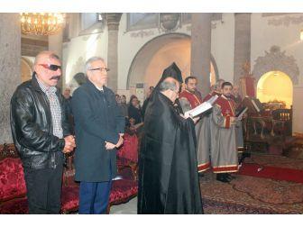 Kayseri Surp Krikor Lusavoriç Ermeni Kilisesi Vakfı Başkanı Zadik Toker:
