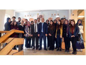 Oğuzeli Myo Öğrencilerinden Denetimli Serbestlik Müdürlüğü'ne Teknik Gezi