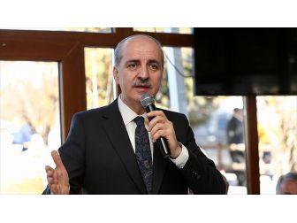 Başbakan Yardımcısı Kurtulmuş: Güçlü Türkiye İstikametinde Yolumuza Devam Edeceğiz