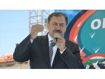 Bakan Eroğlu: Bazı Ülkelerde Pkk'ya Özel Silah Üreten Fabrikalar Var