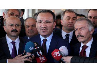 Adalet Bakanı Bozdağ: Avrupalıların Çirkin Yüzünü Ortaya Çıkaran Bir Karar