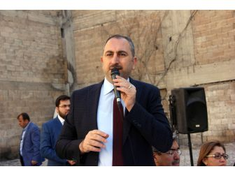 Ak Parti Genel Sekreteri Abdulhamit Gül: