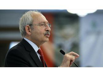 Chp Genel Başkanı Kılıçdaroğlu: Bu Anayasa Değişikliği Dipsiz Kuyuya Benziyor