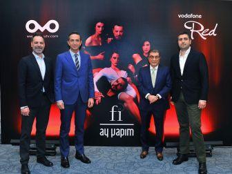 Vodafone Ve Puhu Tv'den İşbirliği
