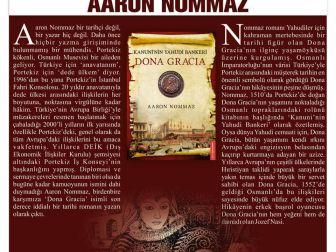 Kitap Günlerinin Portekizli Konuğu Aaron Nommaz Oldu