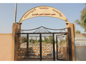 Altunköprü Türkmen Şehitler Anıtı Açılıyor