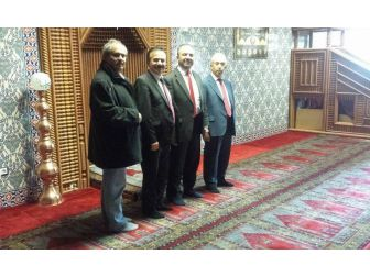 Hasan Hüseyin Şen, Düsseldorf Din Hizmetleri Ateşeliği Görevine Vekalet Edecek
